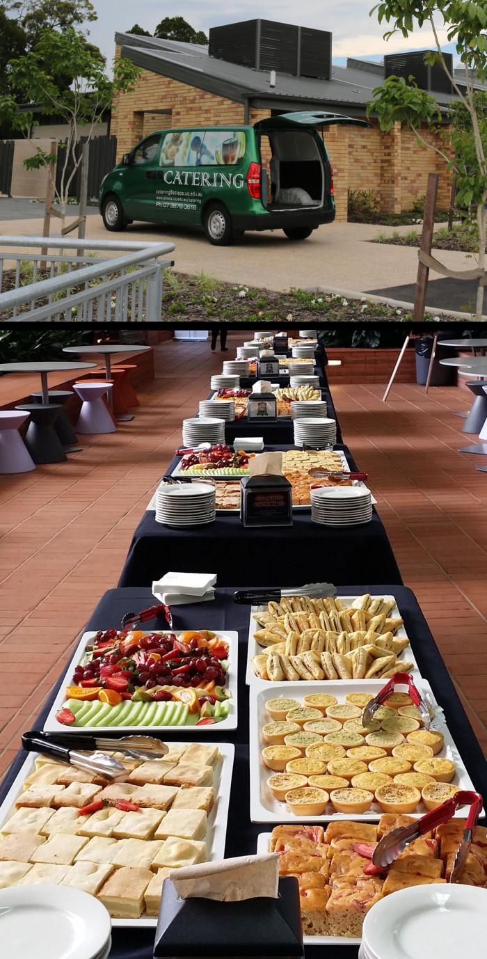 catering buffet offsite